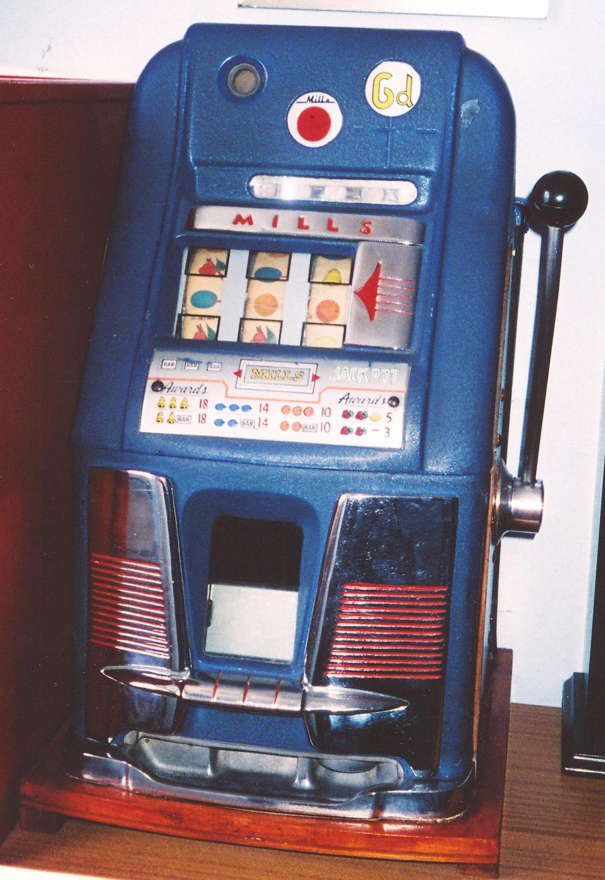 Mills Bell-O-Matic for the U. K. 1959.jpg