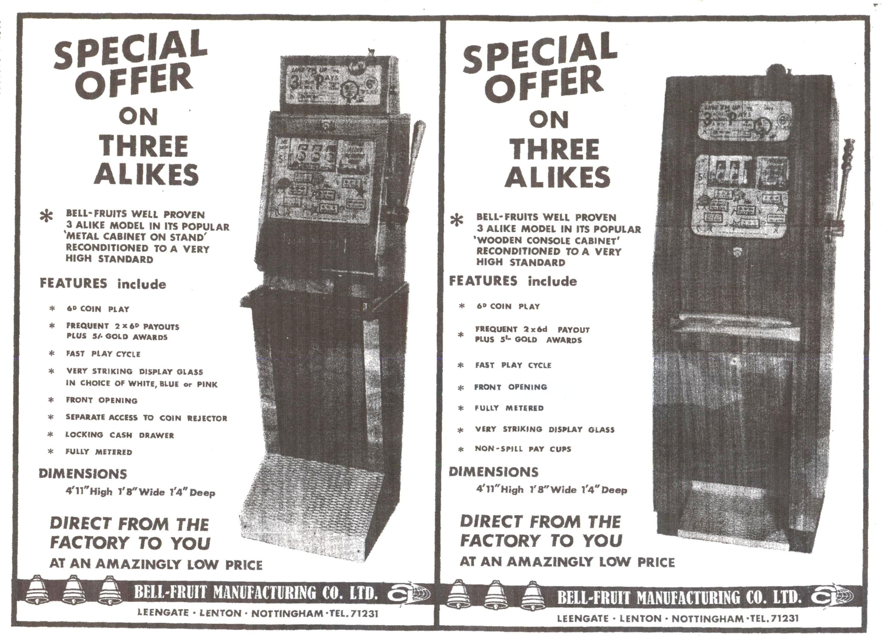 Bell-Fruit Fruit Machines Oct 5th, 1968.jpg