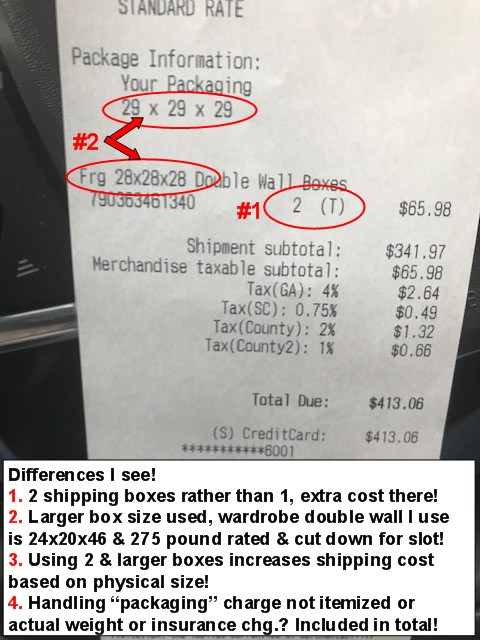 FedEx receipt from COINOP Forum w notes.JPG