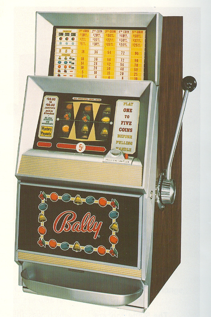 2a. Bally Five Coin Multuiplier  Model 809 1967.jpg