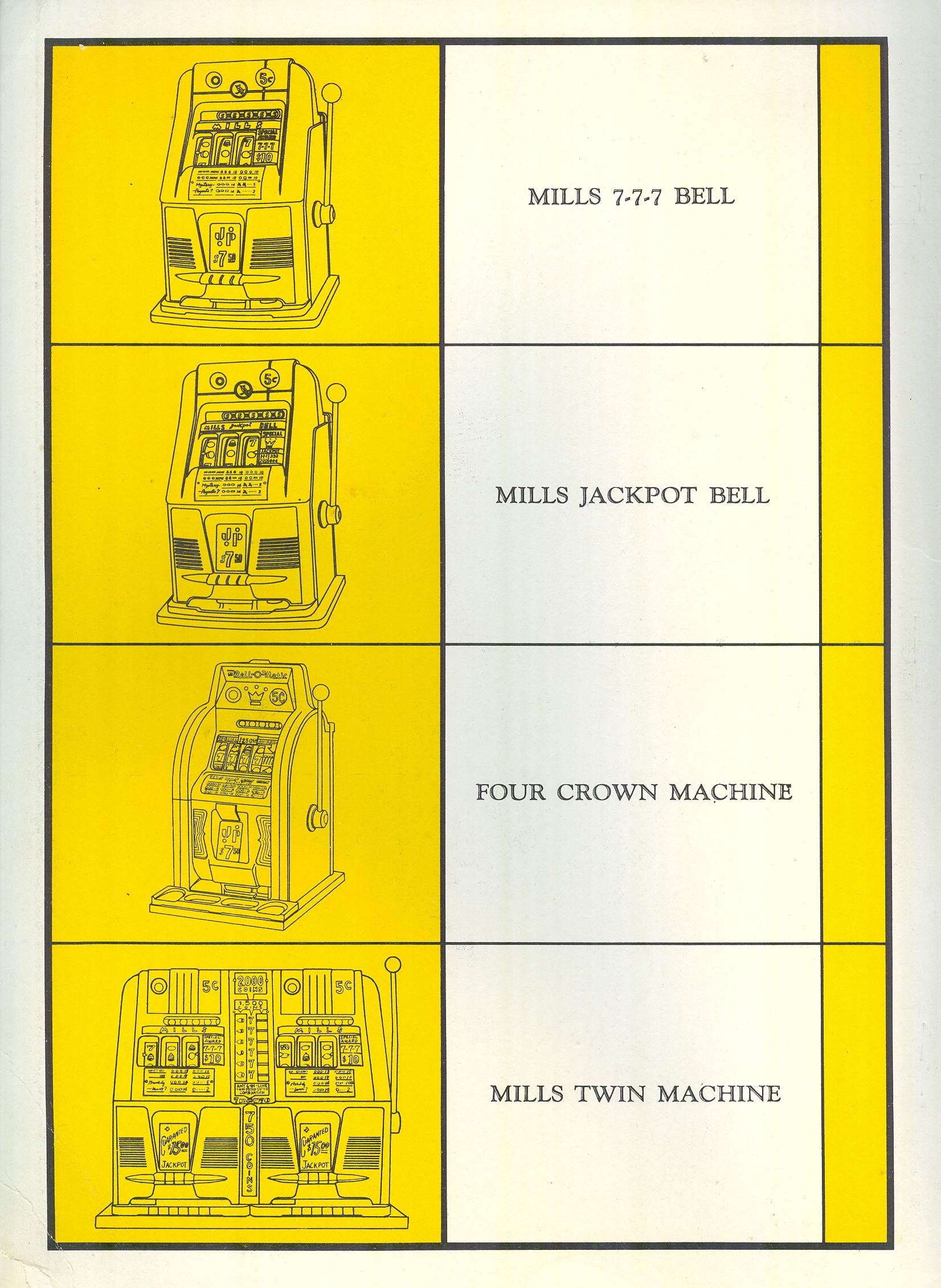 Service Games (Mills Parts Catalogue) -2.jpg