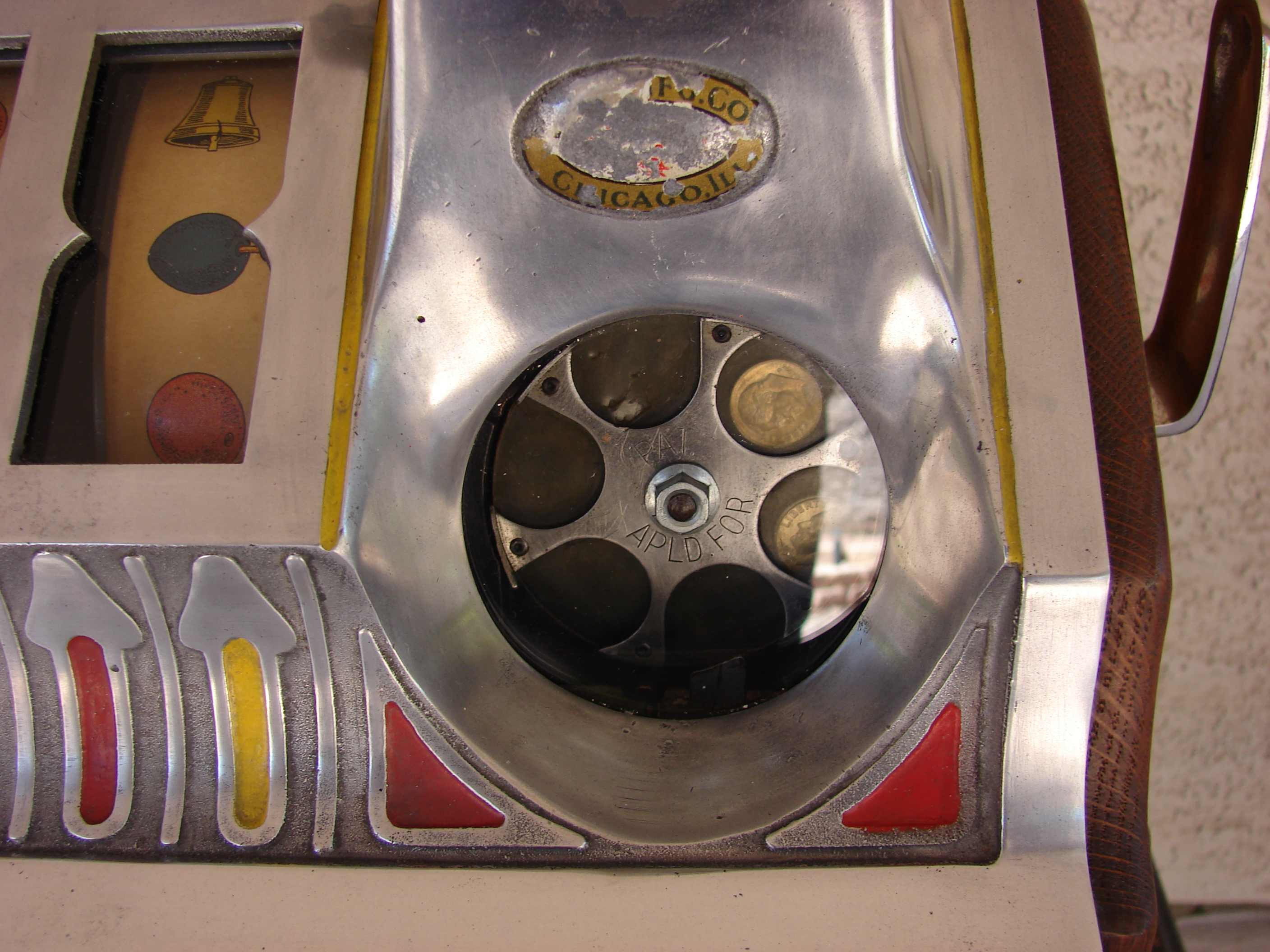 PACE BANTAM SLOT MACHINE 006.JPG