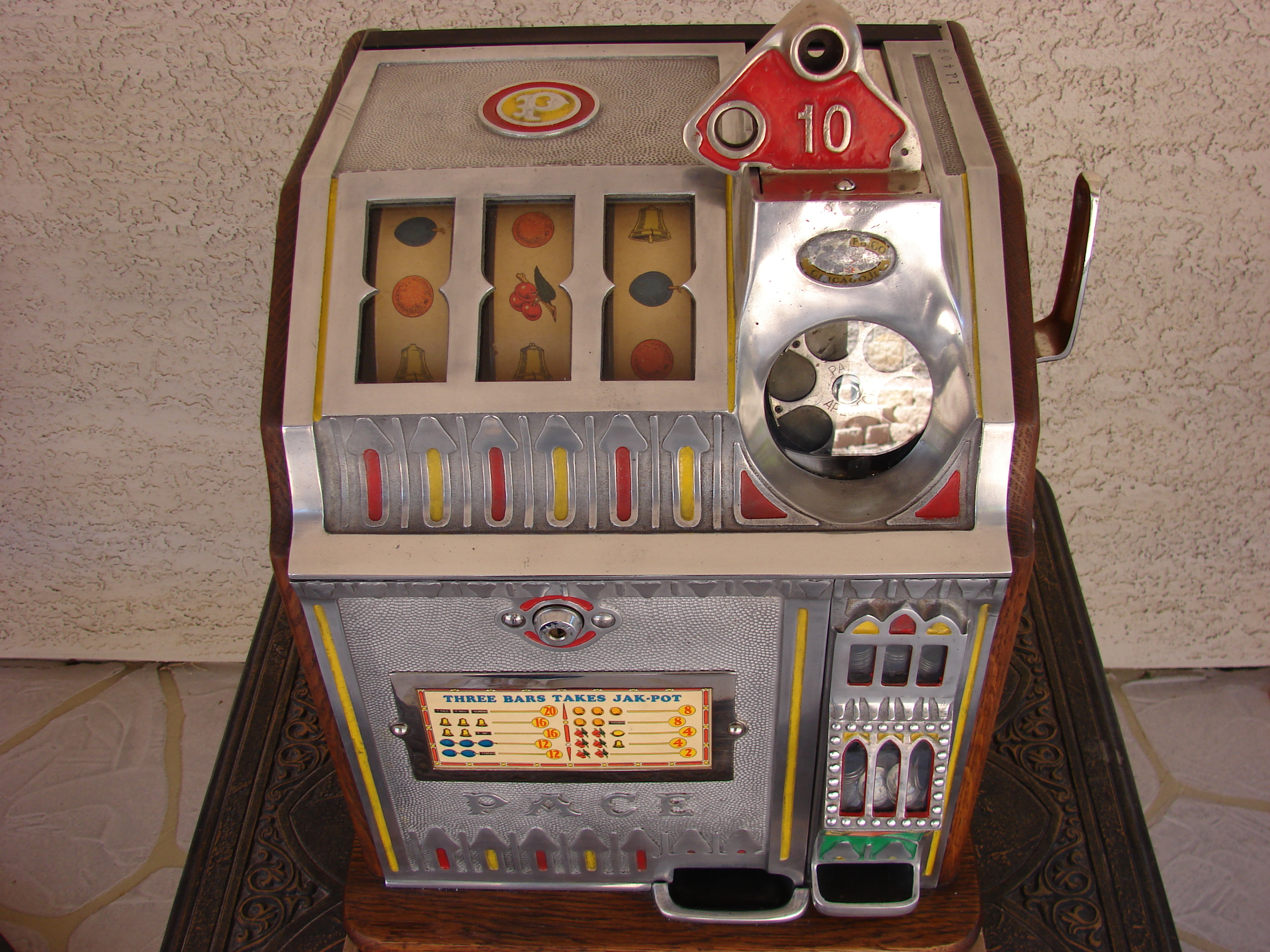 PACE BANTAM SLOT MACHINE 001.JPG